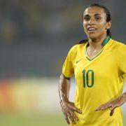 Weltfußballerin Marta wechselt zum FC Rosengard (Foto)