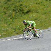 Sagan auf dem Weg zum dritten Grünen Trikot (Foto)