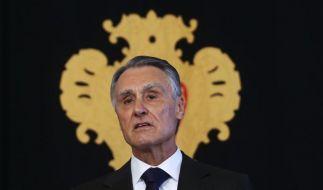 Staatspräsident:Portugals Bankensystem ist stabil und solide (Foto)