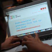 «Code for Germany»: Öffentliche Daten sollen zu Apps werden (Foto)