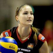 Volleyball-Nationalspielerin Ssuschke-Voigt nach Suhl (Foto)