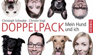 Lustige Bilder erwarten den Leser im Buch Doppelpack - Mein Hund und ich aus dem Herbig Verlag. (Foto)