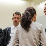 «FAZ»: Zschäpe muss alle drei Verteidiger behalten (Foto)