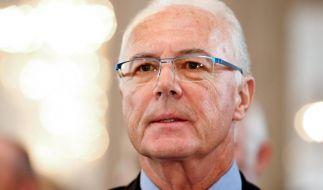 Franz Beckenbauer musste am Herzen operiert. (Foto)
