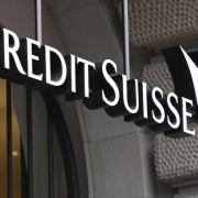 Credit Suisse wegen US-Strafe mit höchstem Verlust seit Krise (Foto)