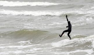 Die Ostsee ist 2014 gefährlich. (Foto)