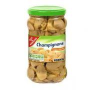 Edeka warnt vor Glasscherben in Champignon-Gläsern (Foto)
