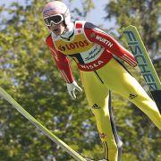 Skisprung-Olympiasieger starten beim Sommer-Grand-Prix (Foto)