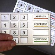 Banken kontra Betrüger: Wettlauf um Sicherheit am Geldautomaten (Foto)