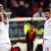 Ex-Kapitän Gerrard als Botschafter für Nationalteam (Foto)