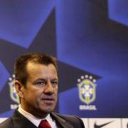 Dunga als neuer Nationalcoach Brasiliens präsentiert (Foto)