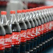 Fußball-WM gibt Coca-Cola kleinen Schub (Foto)