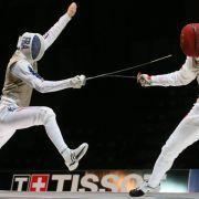 Deutschland-Bezwinger Frankreich ist Florett-Weltmeister (Foto)