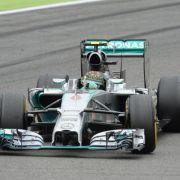 Rosberg will mit einem Sieg in Ungarn in die Ferien (Foto)