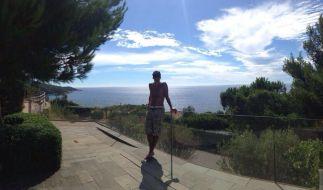 Mats Hummels verschickt Urlaubsgrüße via Facebook. (Foto)