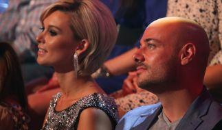 Die TV-Liebe zwischen Katja Kühne und Bachelor Christian Tews hielt nur fünf Monate. War seine neue Freundin schuld? (Foto)
