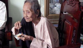 Nguyen Thu Tru ist unfassbare 121 Jahre alt. (Foto)