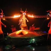 Bregenzer Festspiele eröffnet (Foto)