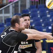 Beach-Duo Erdmann/Matysik sagt für Long Beach ab (Foto)