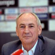 DHB-Präsident Bauer: Trainersuche mit Ruhe und Bedacht (Foto)