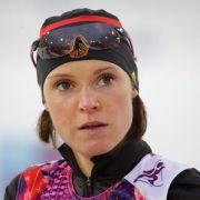 Sachenbacher-Stehle ruft nach Dopingsperre CAS an (Foto)