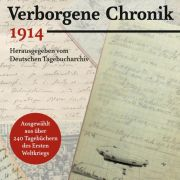 «Wo ist der Krieg?» - Das Jahr 1914 in Tagebüchern (Foto)
