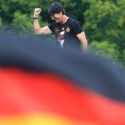 Löw in erlesenem Kreis:6 Bundestrainer gewannen Titel (Foto)
