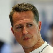 Michael Schumacher hat eine eigene Hymne: Born to fight.