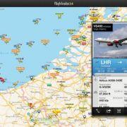 Beliebte Apps: Flug-Tracker übernimmt Chart-Spitze (Foto)