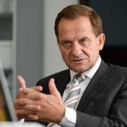 DOSB-Chef Hörmann: «Angriff auf den gesamten Sport» (Foto)