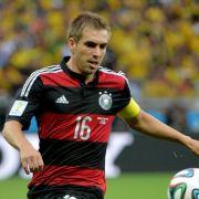 Lahm: Rücktritt aus dem DFB-Team stand seit 2013 fest (Foto)
