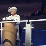 Queen eröffnet Commonwealth Games in Glasgow (Foto)