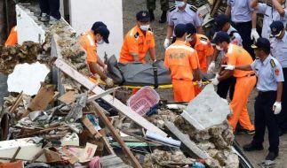 Zahl der Toten nach Bruchlandung in Taiwan steigt auf 48 (Foto)