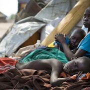UN: Lage im Südsudan zur «Mega-Krise» ausgewachsen (Foto)
