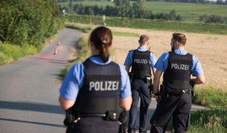 Polizist in Hessen erschossen - Täter auf der Flucht (Foto)