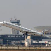 USA heben Flugverbot nach Israel auf (Foto)