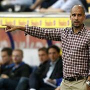 TV-Sender berichtet: Guardiola verlässt den FC Bayern (Foto)
