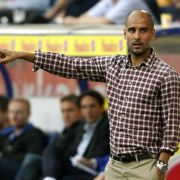 Pep Guardiola legt sich mit Bayern-Koch an! (Foto)