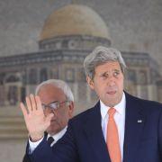 Nahost: Kerry schlägt Waffenruhe vor (Foto)