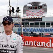 Rosberg: Schumacher-Schicksal dämpft Begeisterung (Foto)