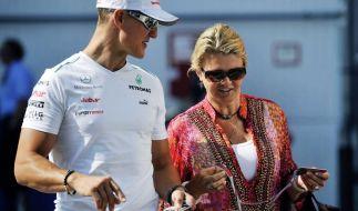 Im Schumi-Jet reisten Corinna und Michael Schumacher um die Welt. Nun soll er für 20 Millionen Euro verkauft werden. (Foto)