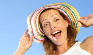 Immer einen kühlen Kopf bewahren - im Sommer gilt das vor allem im Büro. (Foto)
