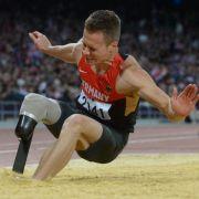Vorteil Rehm? Paralympics-Sieger startet bei DM (Foto)