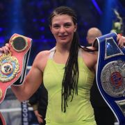 Weltmeisterin Hammer kämpft um nächsten Titel (Foto)
