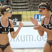 Beachvolleyball: Fünf Duos in Long Beach in K.o.-Runde (Foto)