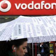 Schwäche in Europa zieht Vodafone weiter runter (Foto)
