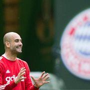 Wohin steuert Pep Guardiola beim FC Bayern München? (Foto)