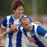 Hertha BSCwird oranje - Luhukay: «Das kommt uns zugute» (Foto)