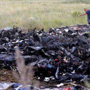 Den Haag für Militäreinsatz an MH17-Absturzstelle (Foto)