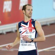 Europameister Williams nach positivem Test suspendiert (Foto)